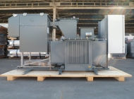 OTDS transformer package substation with LV and RMU
