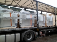 specialised distribution transformers loaded for export