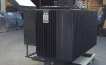 Package Substations - Transformers