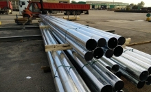 OTDS Steel Poles