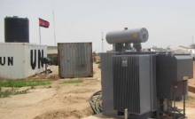 Distribution Transformers & Package Substations for the UN in Africa