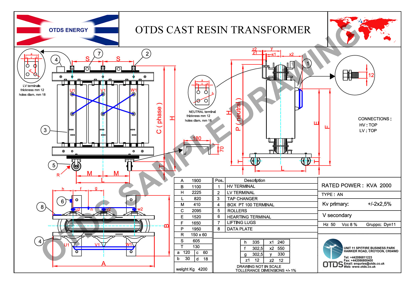 Cast Resin Transformers | Dry Type Transformers