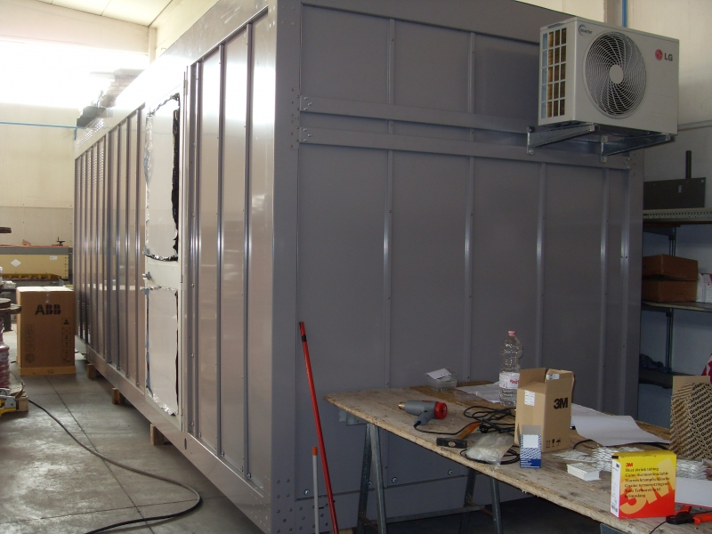 Containerised Substations Substations