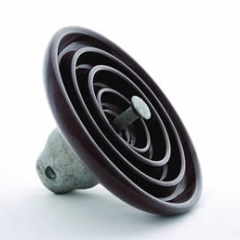 Porcelain Disc Insulators | Porcelain Suspension Insulator